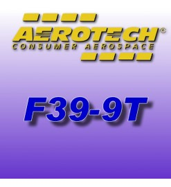 F39-9T - Reloads 24 mm Aerotech