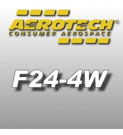F24-4W - Ricariche 24 mm Aerotech