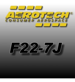 F22-7J - Reload 29 mm Aerotech