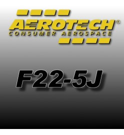 F22-5J - Reload 29 mm Aerotech
