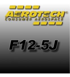 F12-5J - Reloads 24 mm Aerotech