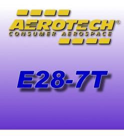 E28-7T – Ricariche 24 mm Aerotech
