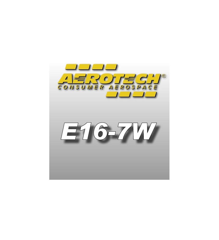 E16-7W - Reload 29 mm Aerotech