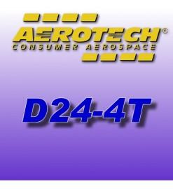 D24-4T - Reloads 18 mm Aerotech
