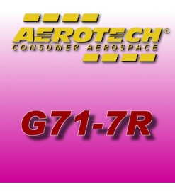G71-7R - Reload 29 mm Aerotech