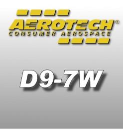 D9-7W - Reloads 24 mm Aerotech