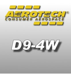 D9-4W - Reloads 24 mm Aerotech