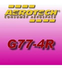 G77-4R - Aerotech Single Use Rocket Motor 29 mm