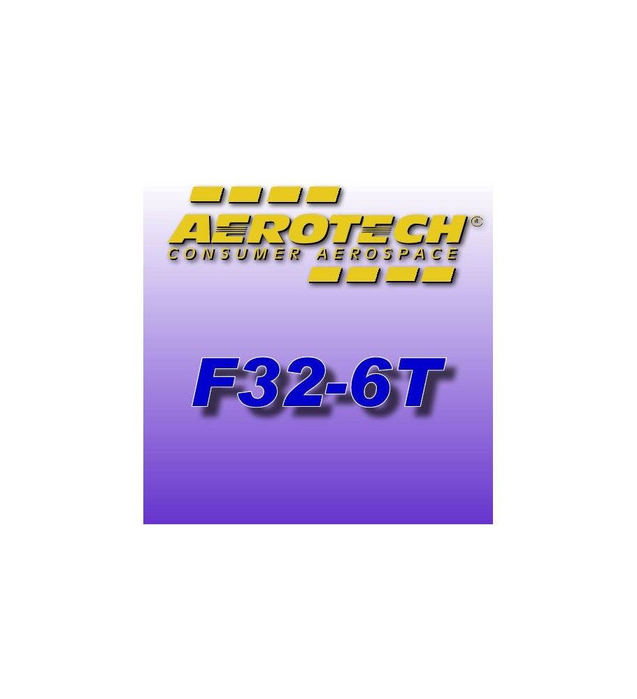 F32-6T - Aerotech Single Use Rocket Motor 24 mm