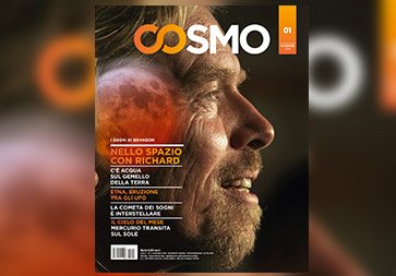 Cosmo - Italian magazine for space enthusiasts